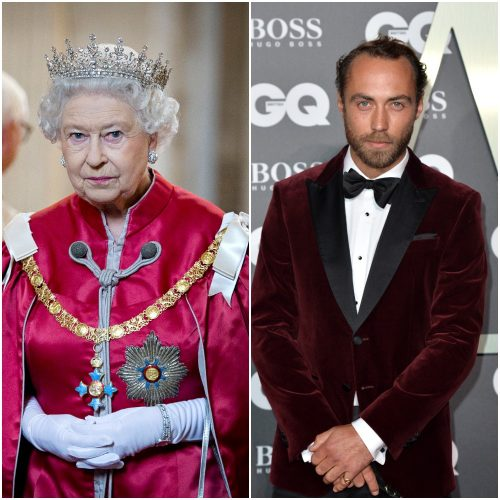 Why Queen Elizabeth II Once Feuded With Kate Middleton's Brother, James Middleton