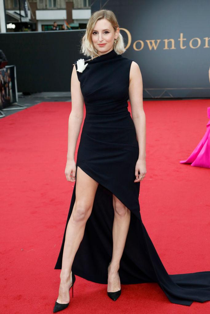Downton Abbey cast member Laura Carmichael