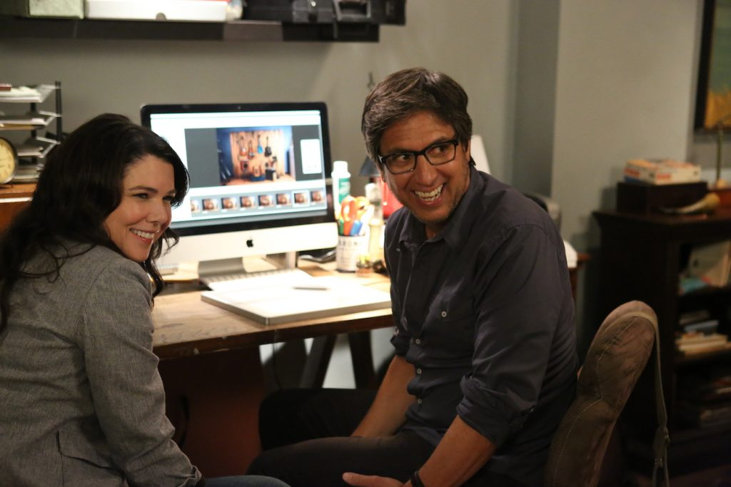 'Parenthood': Lauren Graham and Ray Romano