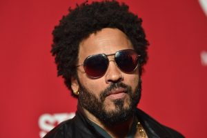 Lenny Kravitz Admits to Raiding Daughter Zoë's Closet for her 'Swag' Style'