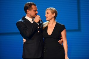 Leonardo Dicaprio Says Kate Winslet Is His 'Favorite Actress in the Industry'