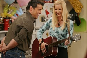 'Friends': Lisa Kudrow Threatened to Quit After Season 3 Until Matt LeBlanc Talked Her Out of It