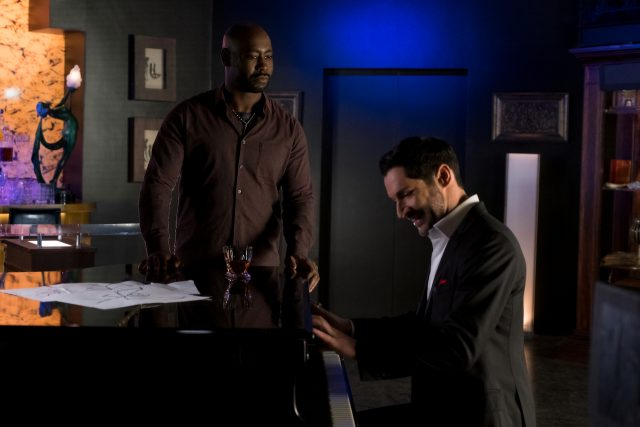 The 'Lucifer' Cast Dished These 5 Juicy Spoilers for the Musical Episode