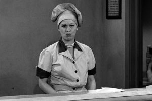 'I Love Lucy': When Lucille Ball Was Trying To Break Into Show Business Her Acting Teachers Said She 'Had No Talent'