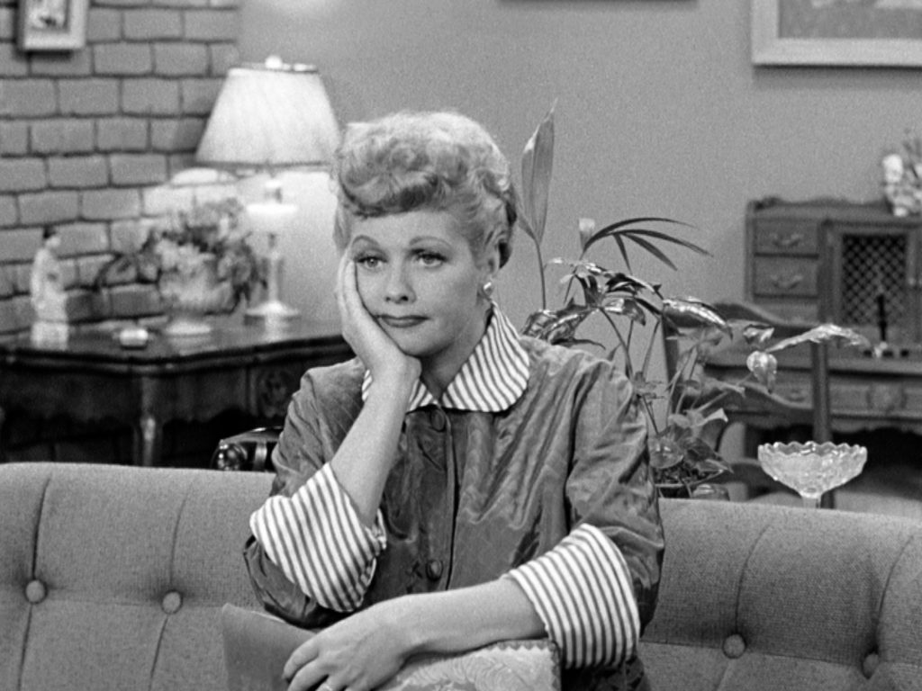 Lucille Ball    CBS via Getty Images