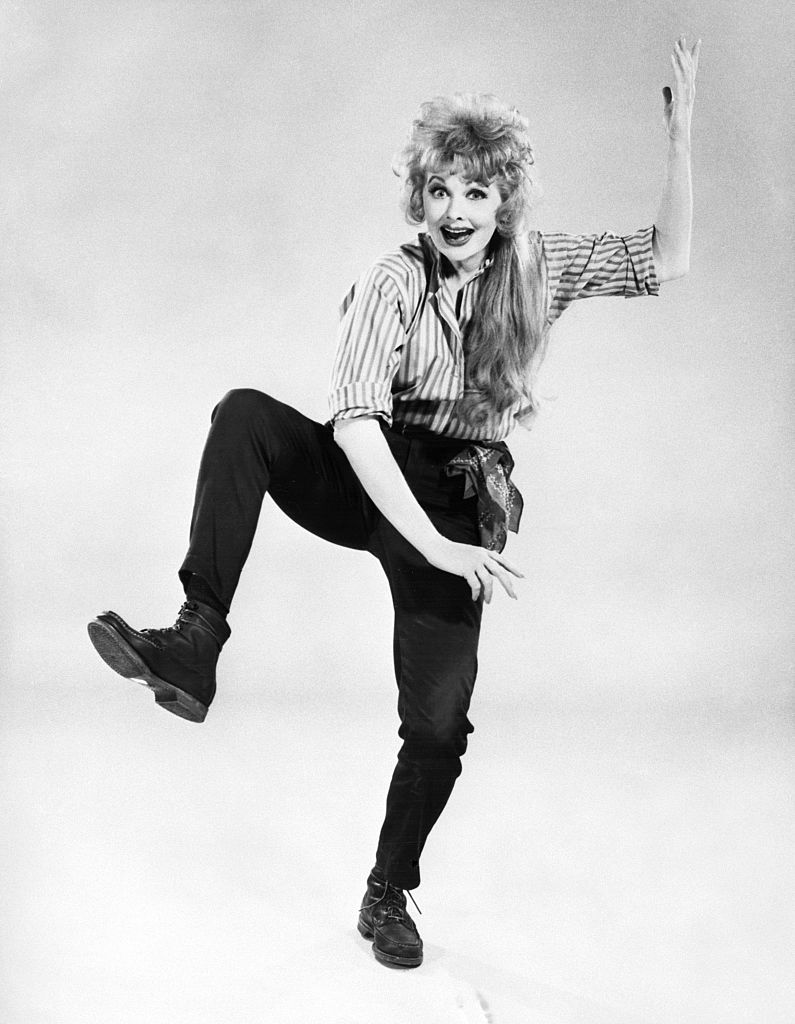 Lucille Ball Photo 8X10 - COLORIZED - Buy Any 2 Get 1 Free