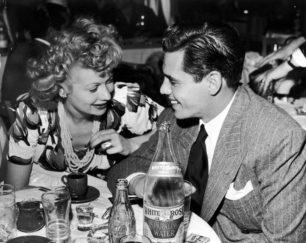 Lucille Ball and Desi Arnaz   Pictorial Parade/Archive Photos/Getty Images