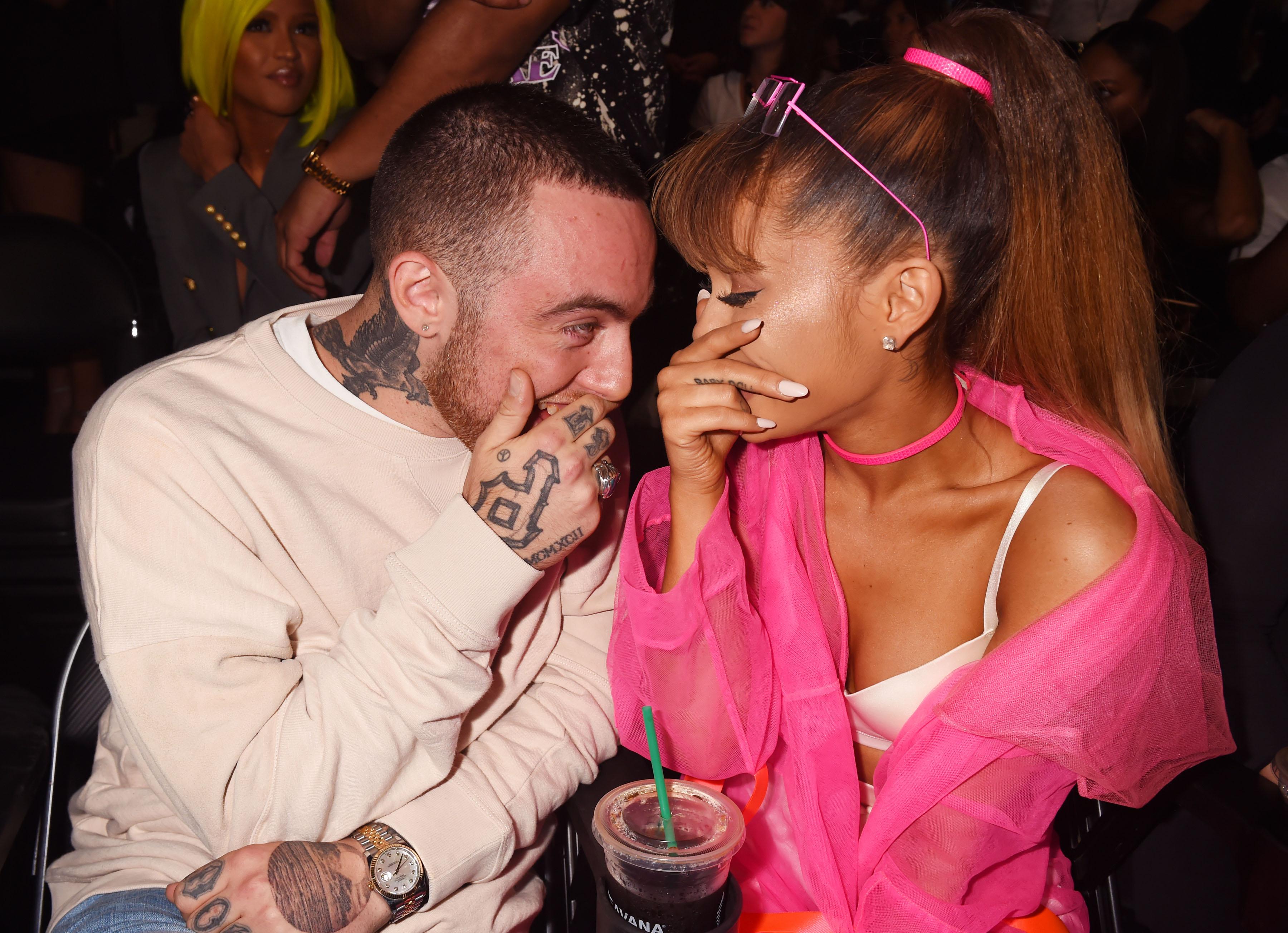 Ariana Grande Called Mac Miller Her 'Dearest Friend'