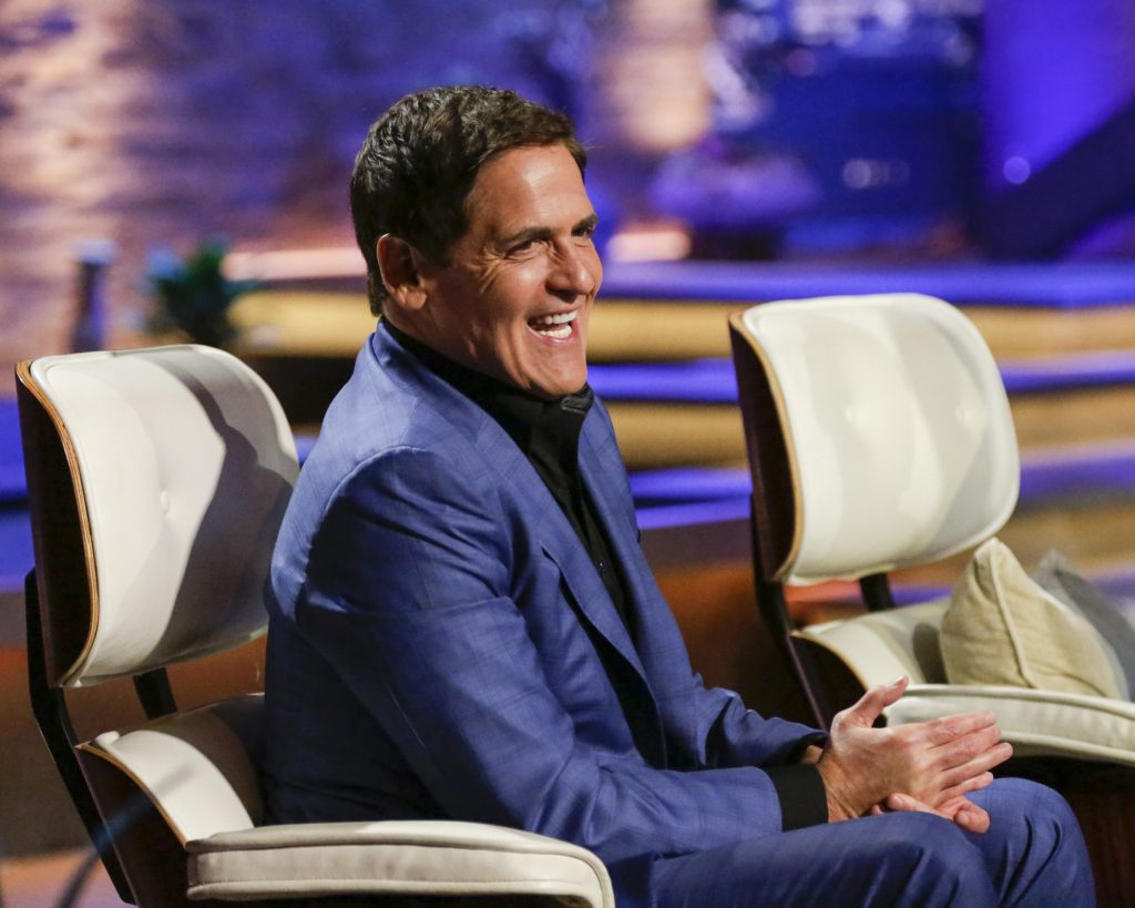 Mark Cuban of 'Shark Tank' wasn't happy with the offer he received on his pay per episode.