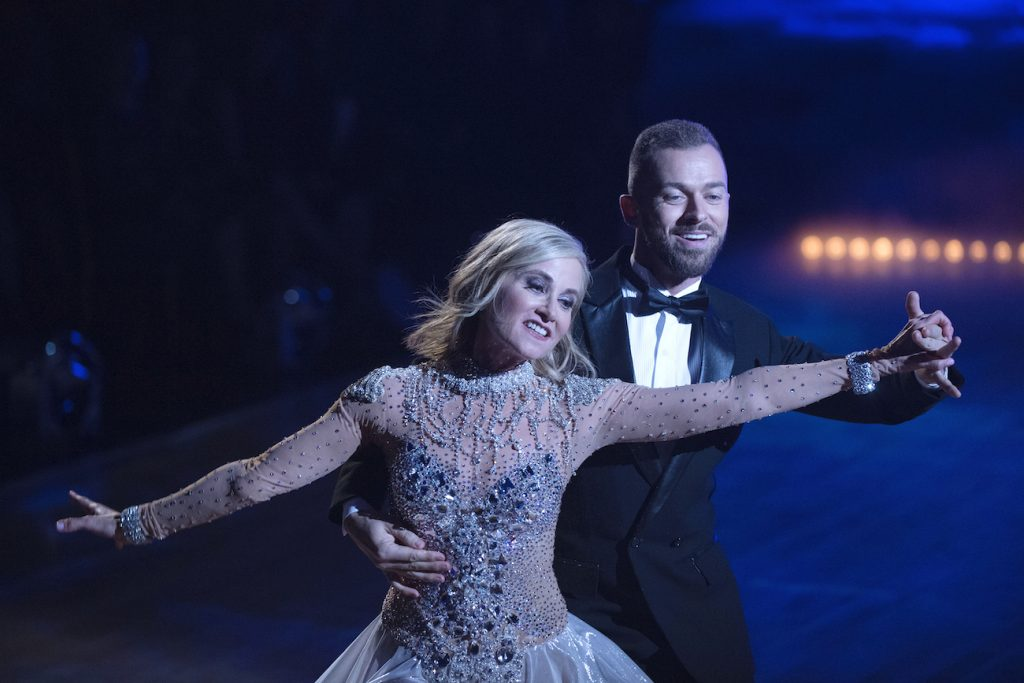 Maureen McCormick and Artem Chigvintsev of 'Dancing With the Stars'