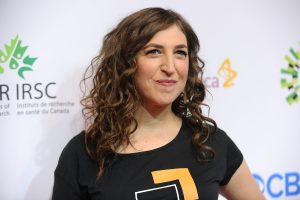 How 'Big Bang Theory' Star Mayim Bialik Deals With Anxiety on Auditions