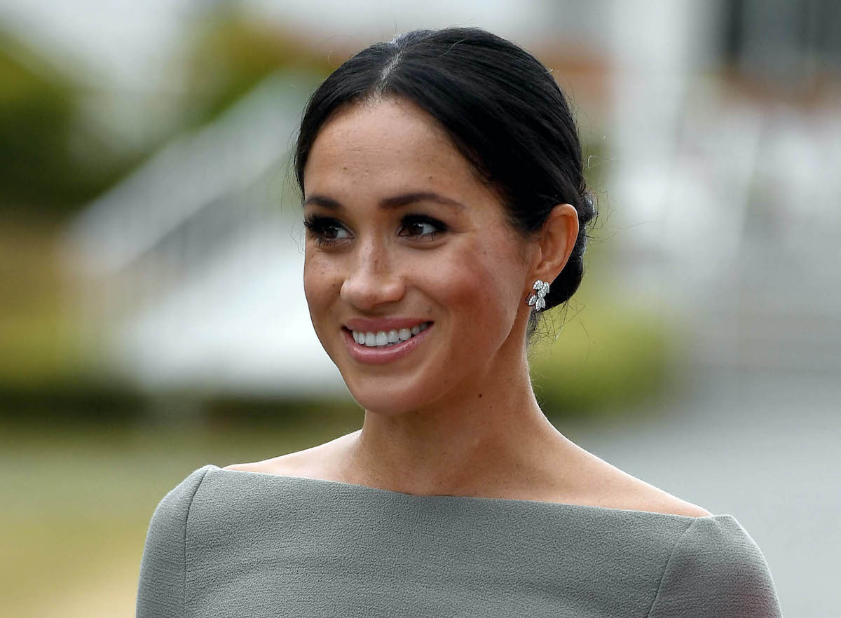 meghan markle s middle school graduation speech at age 14 proves she s always used her voice for change https www cheatsheet com entertainment meghan markle middle school graduation speech video html