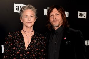 'The Walking Dead': Melissa McBride Talks Being 'Curious' About Daryl and Carol's New Spinoff