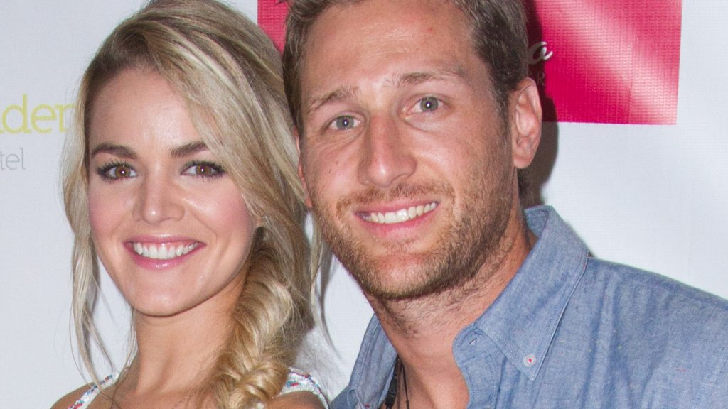 'The Bachelor' Season 18 stars Nikki Ferrell and Juan Pablo Galavis attend Juan Pablo Galavis birthday bash party at Flamingo Theater Bar on August 7, 2014 in Miami, Florida.