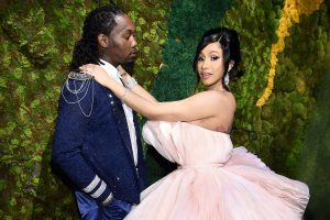 Ellen DeGeneres Made Fun of How Cardi B and Offset Showed Affection in Public