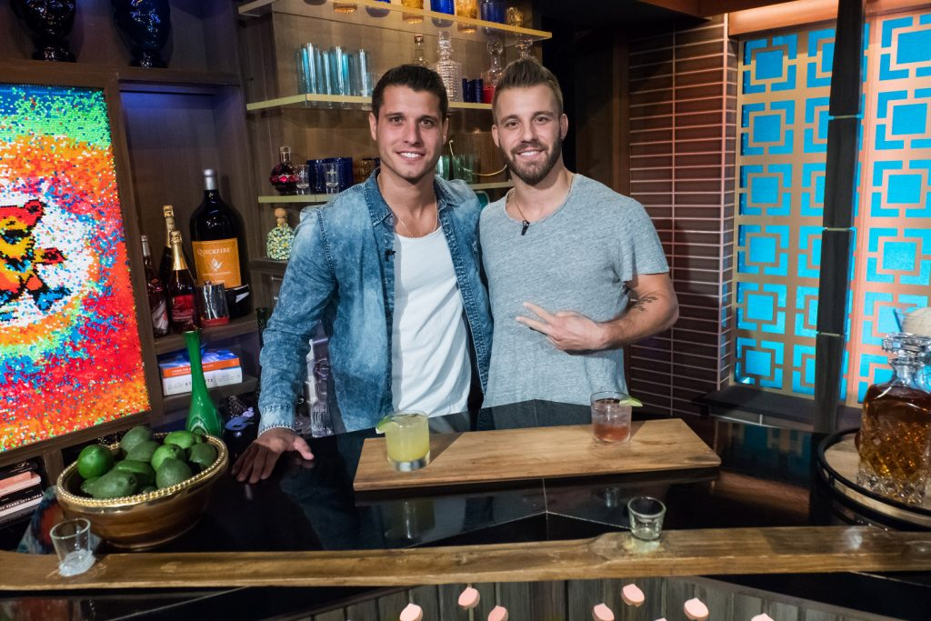 Cody Calafiore (from left) and Paulie Calafiore from 'Big Brother.'