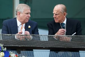 Prince Philip Used To Secretly Admire Prince Andrew, Insider Reveals