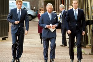 Prince William and Prince Harry Run 'Hot and Cold' When It Comes to Their Relationship With Prince Charles