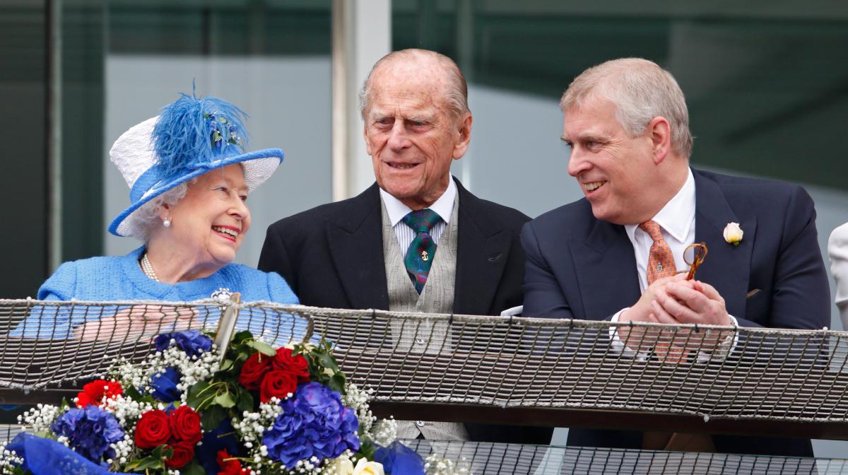 Prince Philip Prince Andrew