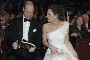 Kate Middleton Made a Super Flirty Comment After Seeing Prince William in His Military Uniform, Lip-Reader Says