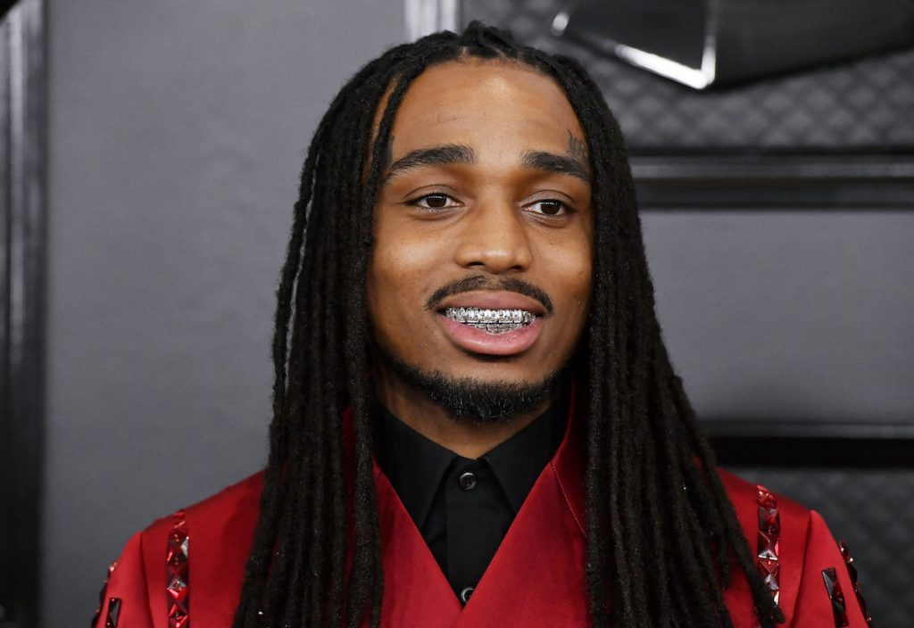 Quavo of Migos attends the 62nd Annual GRAMMY Awards