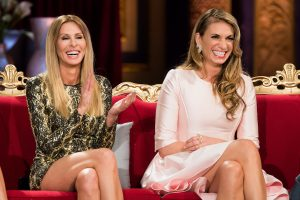 'RHONY': Heather Thomson Responds To Jill Zarin's Shade About Replacing Her