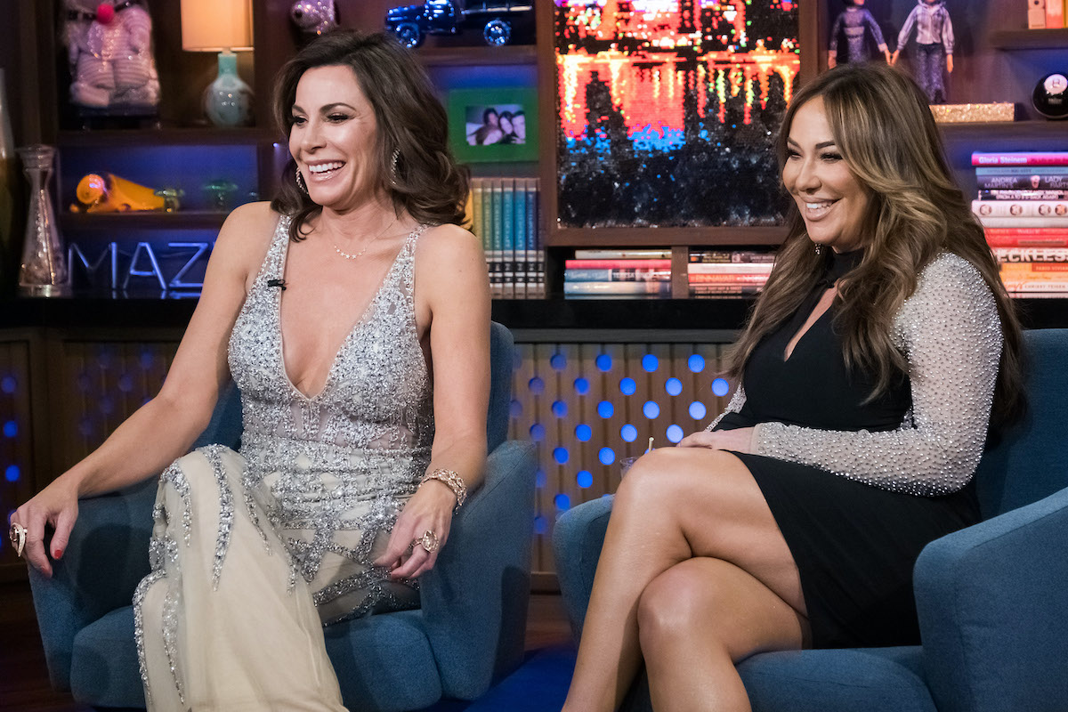 'RHONY': Barbara Kavovit Shades Luann de Lesseps After She Was Dragged During the Reunion