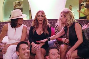 'RHONY': Elyse Slaine and Barbara Kavovit Have a Message for Ramona Singer and Luann de Lesseps