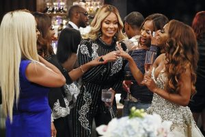 'RHOP': Gizelle Bryant Thinks Karen Huger Is Intimidated by Wendy Osefo