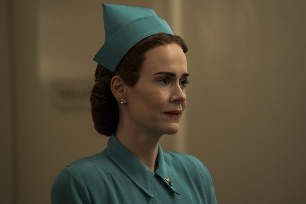 Sarah Paulson as Mildred Ratched in Netflix's 'Ratched' | Saeed Adyani/Netflix