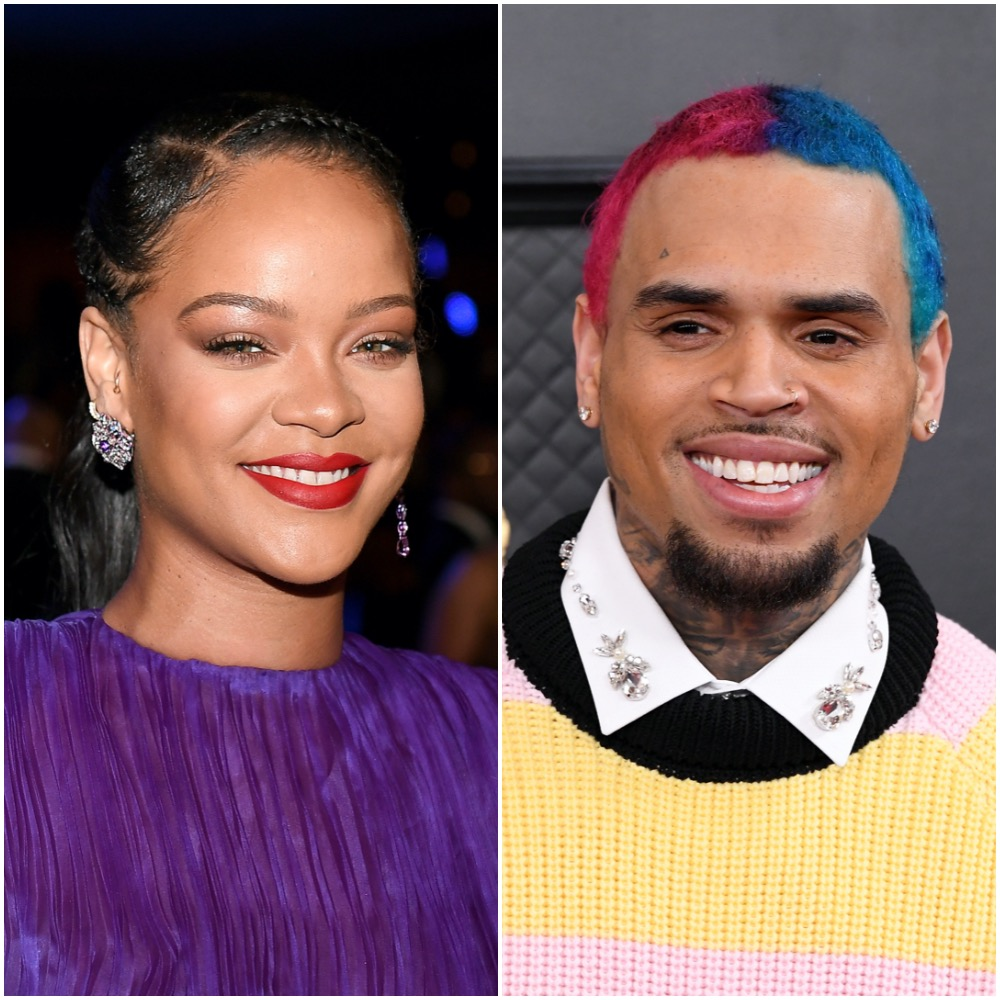 Rihanna Talks About Her Relationship With Chris Brown
