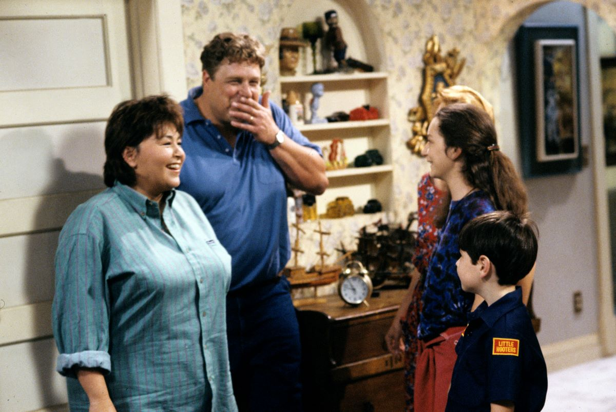 Cast of Roseanne