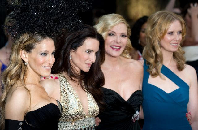'Sex and the City': Kim Cattrall Gives an Update on Her Feud With Sarah Jessica Parker