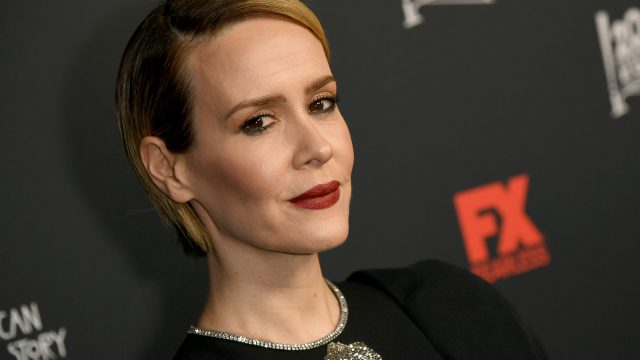 Sarah Paulson Updates Fans on 'American Horror Story' Season 10 and 'American Crime Story: Impeachment'