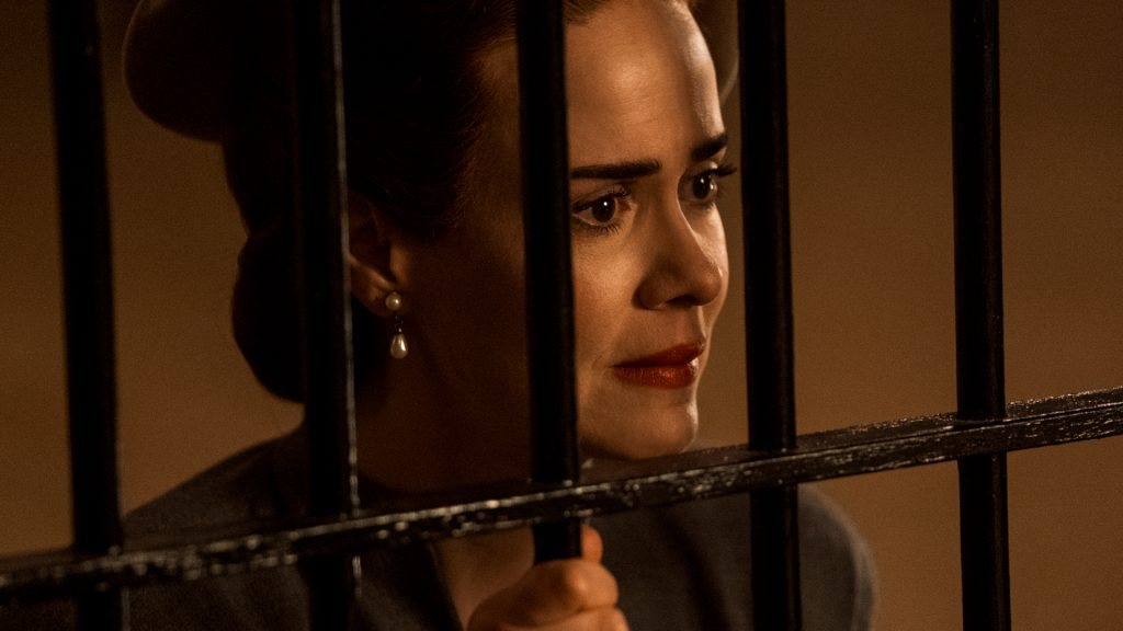 Sarah Paulson as Mildred Ratched on Netflix's 'Ratched' Season 1