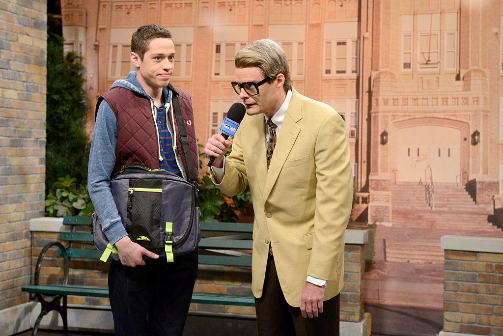 SNL cast Bill Hader