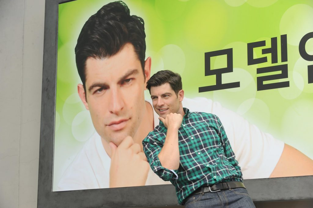 Max Greenfield as Schmidt in 'New Girl'