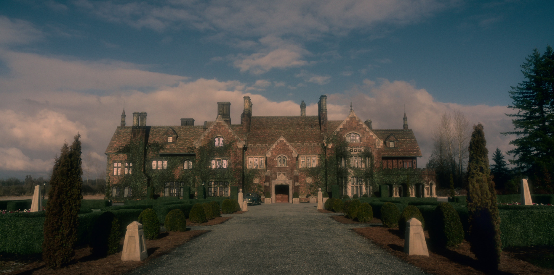 The Haunting Of Bly Manor Trailer And Everything We Know About The Series