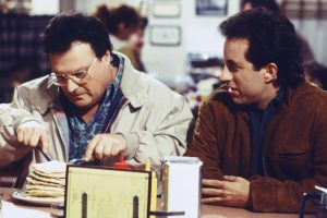 A Deleted 'Seinfeld' Scene Reveals a Much Darker Storyline For Newman