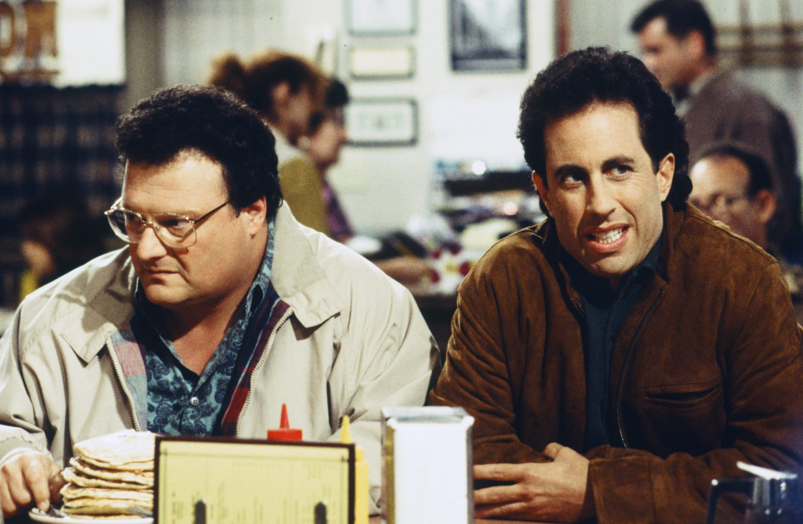 Seinfeld and Newman