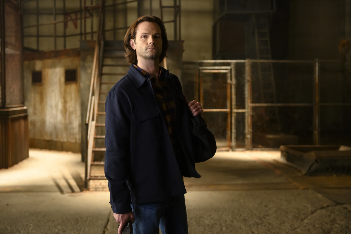 Supernatural: Jared Padalecki