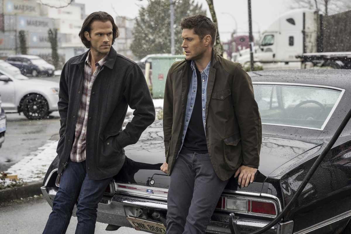 Supernatural: Winchester brothers