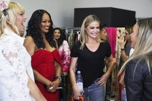 'RHOBH': Denise Richards Tells Garcelle Beauvais Why She Quit the Show During Premiere of 'The Real'