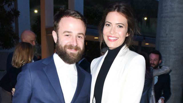 Is Mandy Moore Pregnant? The 'This Is Us' Star Shares Sweet Baby Bump Pics With Husband Taylor Goldsmith on the First Day of Filming
