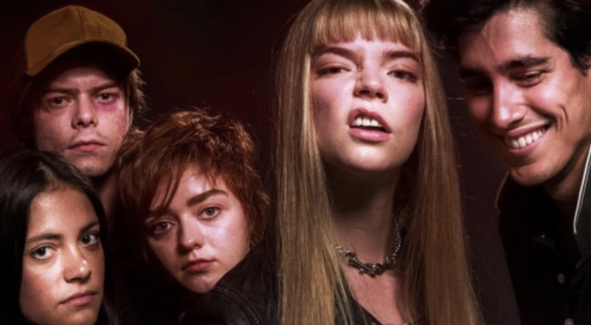 'The New Mutants' cast