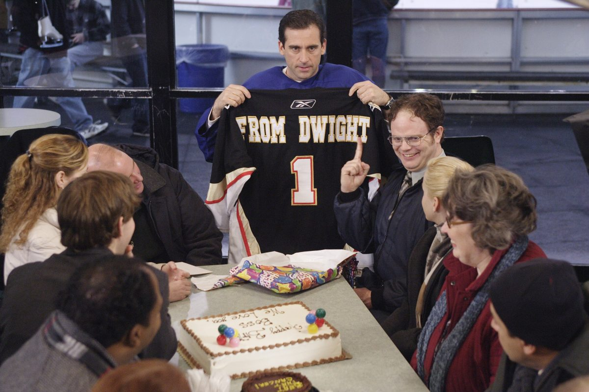 The Office cast in 'Michael's Birthday'
