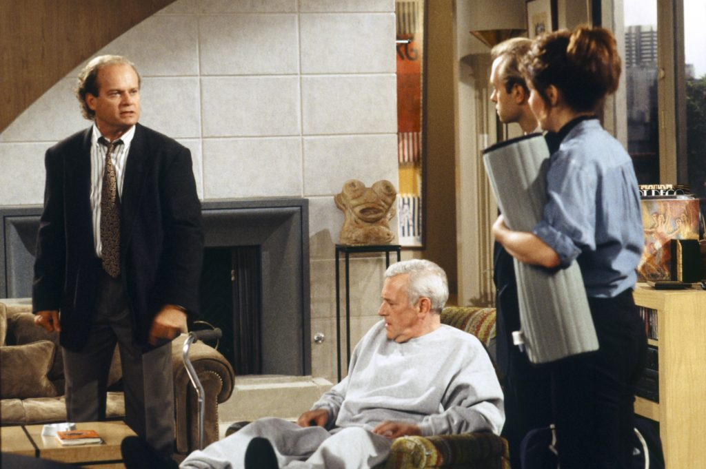 The cast of 'Frasier'