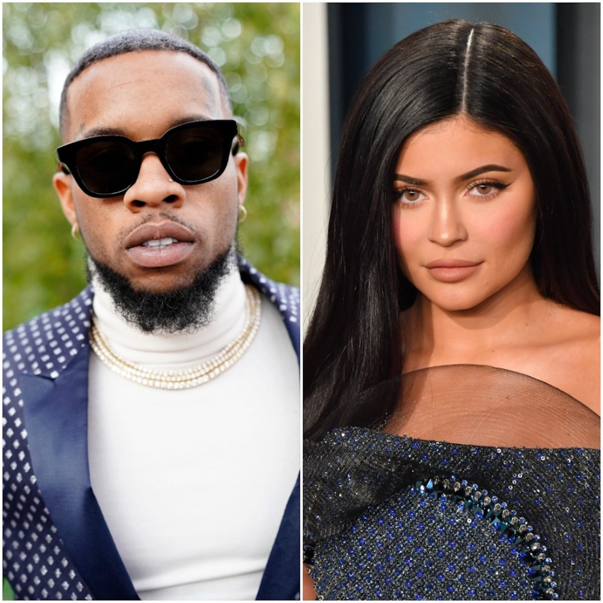 Tory Lanez and Kylie Jenner