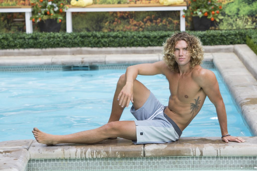 Houseguest Tyler Crispen on 'Big Brother'
