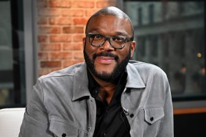 A Once Homeless Tyler Perry Is Now a Billionaire